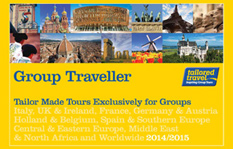 New Group Traveller brochure
