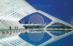 City of Arts and Sciences cultural complex