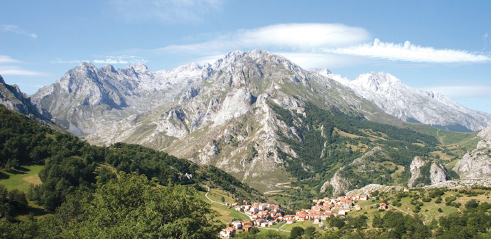4* Northern Spain & the Picos Mountains