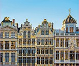 Guild houses on the Grand Place, Brussels