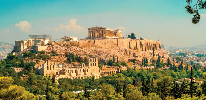 Tailored Travel - Ancient Greece