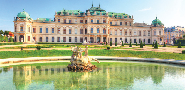 Art & Palaces of Vienna