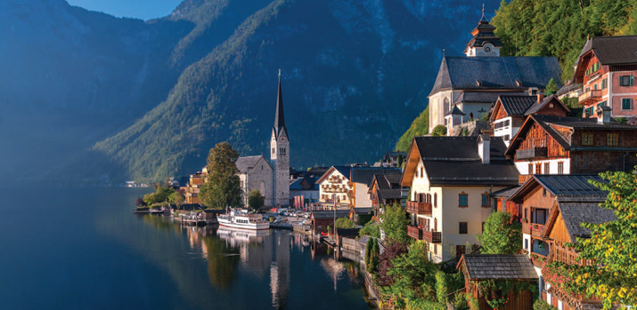 Oberammergau Passion Play & The Austrian Lake District