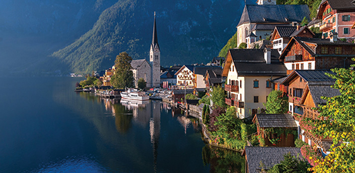 Austrian Lake District with Oberammergau
