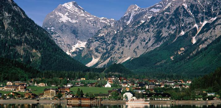 Beautiful Austrian Tyrol with Oberammergau