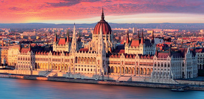 Budapest - The Pearl of the Danube