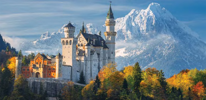 Castles & Lakes of Bavaria with Oberammergau