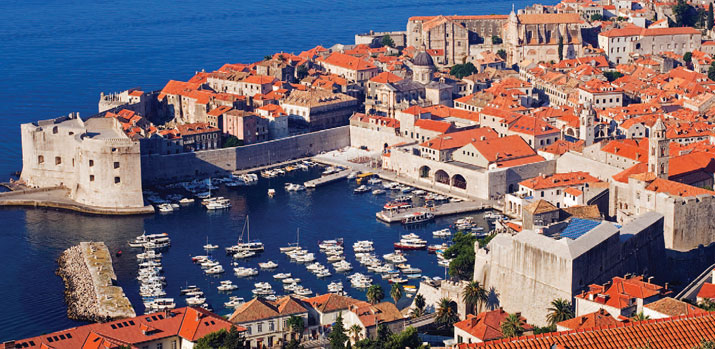 Dubrovnik & the Montenegro Littoral