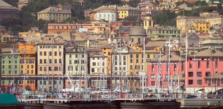 Genoa, Turin, Portofino & Reggia di Venaria