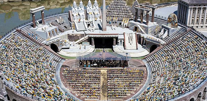 Hidden Italy & Verona Opera Festival with Oberammergau