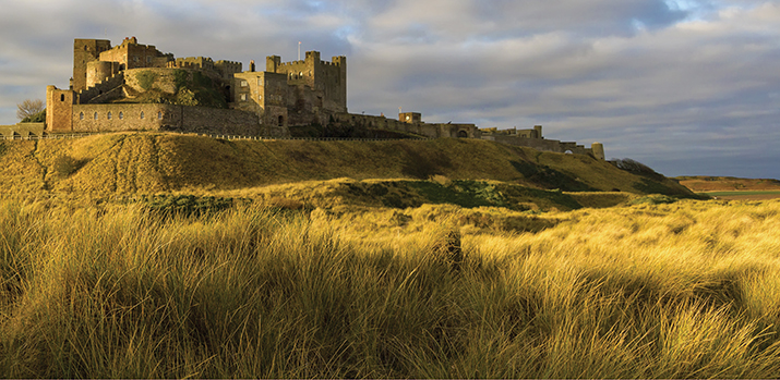 Houses & Castles of Northumbria & the Scottish Borders