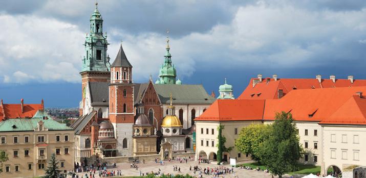 Krakow's Art & History