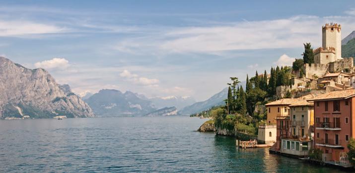 Lake Garda, Venice & Verona