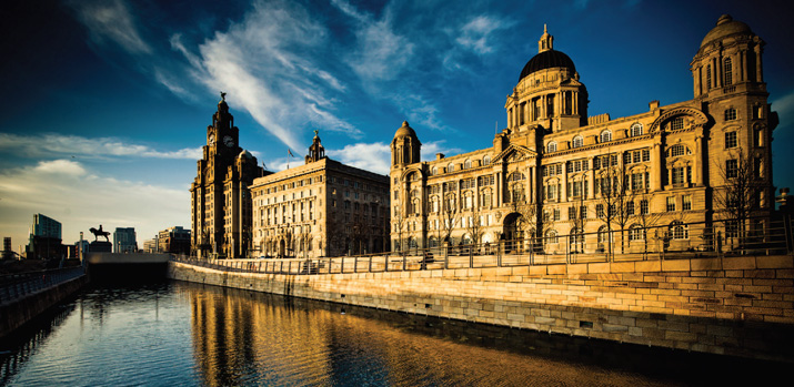 Art, History & Heritage of Liverpool