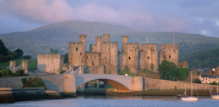 Castles & Gardens of North Wales
