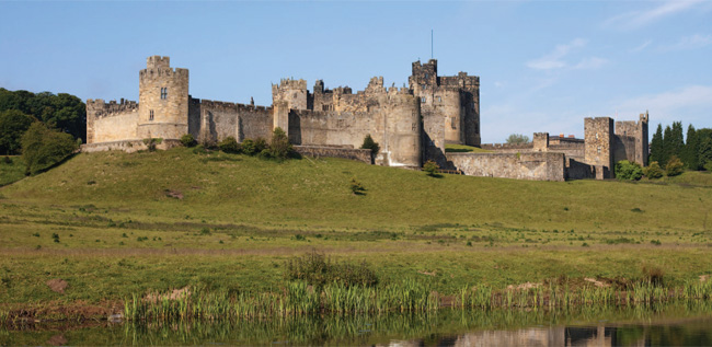 History & Houses of Northumbria