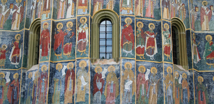 Painted Monasteries of Romania