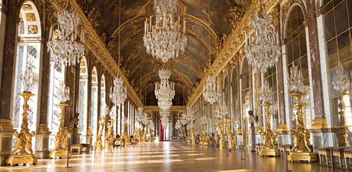 Paris & the Palace of Versailles