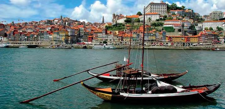 History & Architecture of Porto
