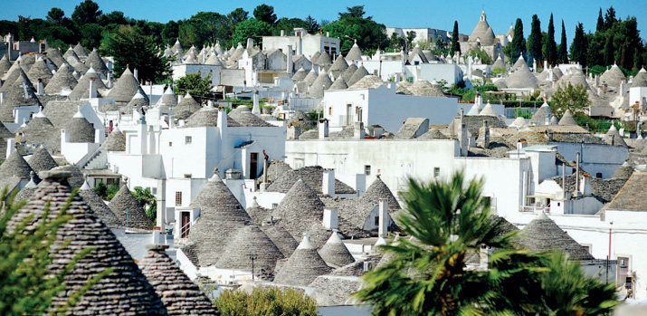 Puglia & the Heel of Italy