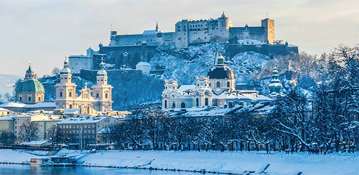 Salzburg in Advent