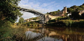 The History & Heritage of Shropshire & Ironbridge