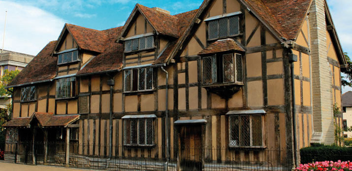 Oxfordshire & Shakespeare's Stratford upon Avon