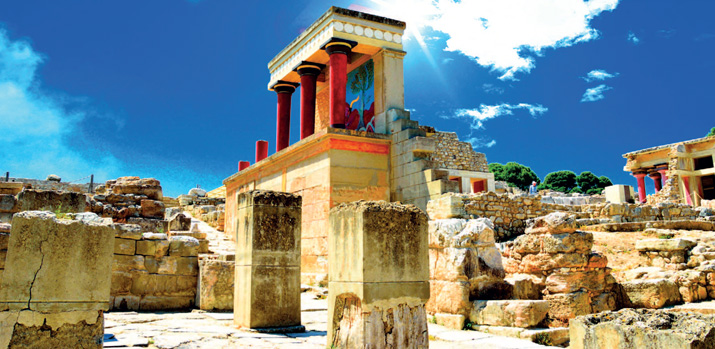The Ancient History & Heritage of Crete