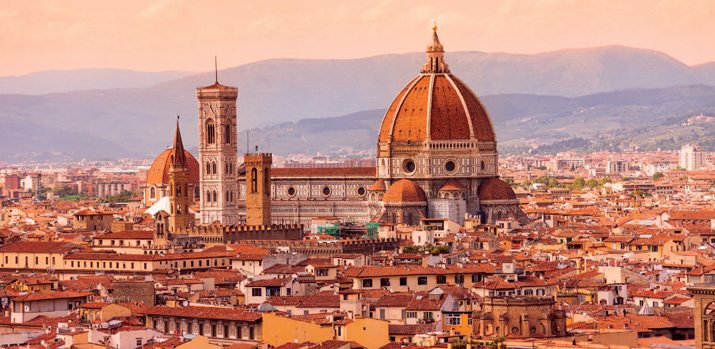 The Art & Architecture of Florence