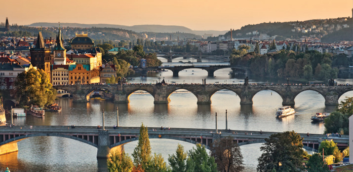 The Art & Castles of Prague
