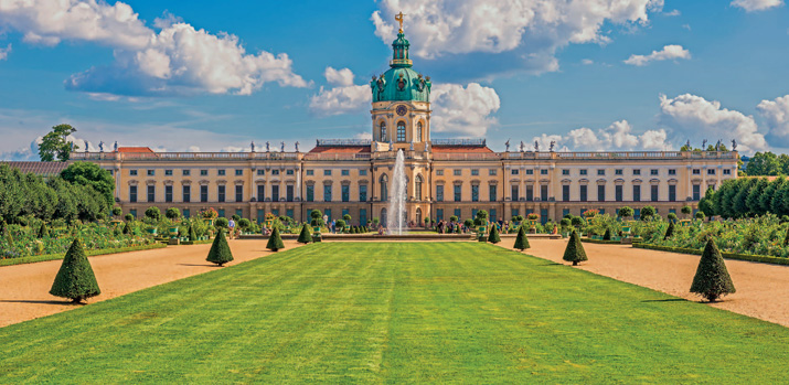 The Art & History of Berlin & Potsdam