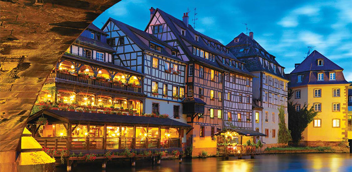 The Art & History of Strasbourg, Colmar & Basel