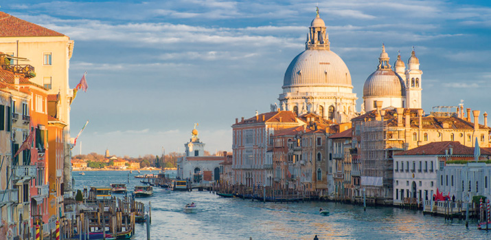 The Art & Islands of Venice