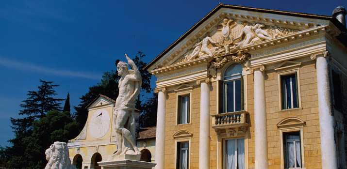 The Art & Palladian Villas of Veneto