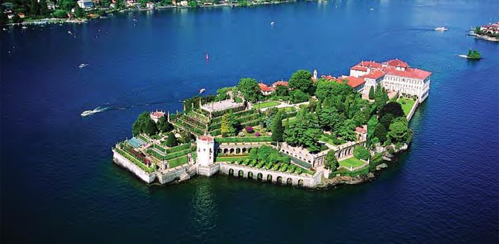 The Beautiful Italian Lakes