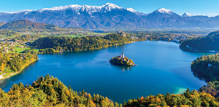 The Beauty of Slovenia & Lake Bled