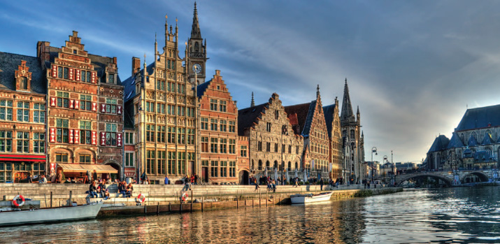 The Cities of Flanders