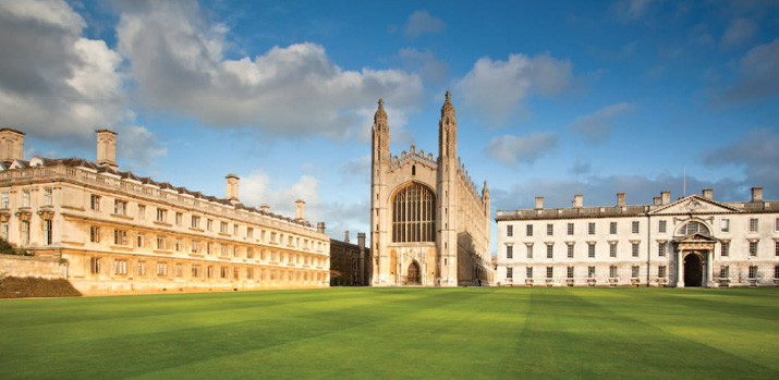 The History & Heritage of Cambridge