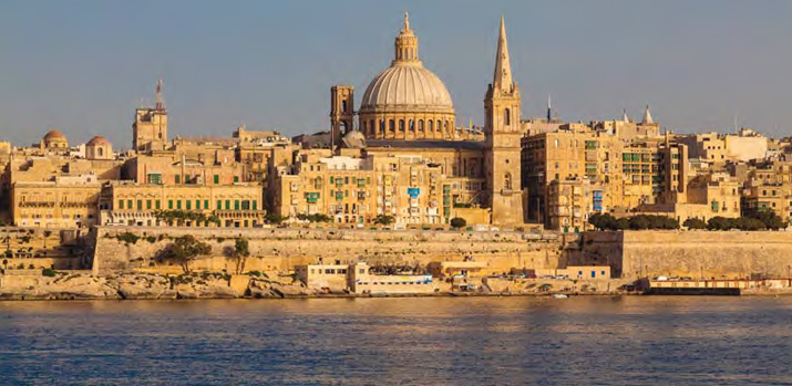 The History & Heritage of Malta