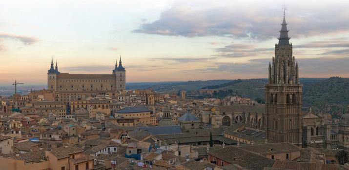Madrid, Segovia & Toledo