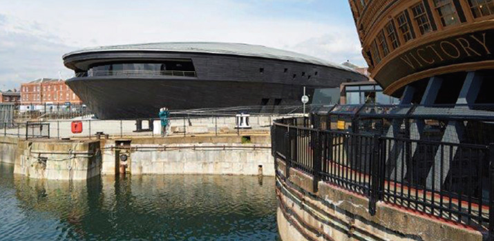 Winchester, the Isle of Wight & the Mary Rose Museum