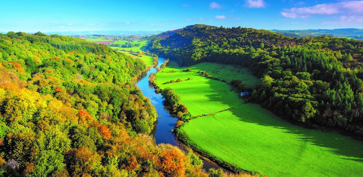 South Wales & the Wye Valley