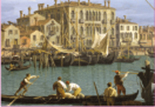 Canaletto - The Grand Canal