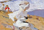 Capturing the moment, by Sorolla